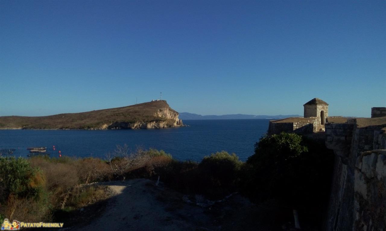 La Riviera Albanese - La baia di Porto Palermo