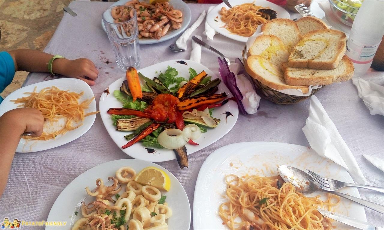 Cucina albanese In Albania si mangia pesce di ottima qualità cucinato come in Italia