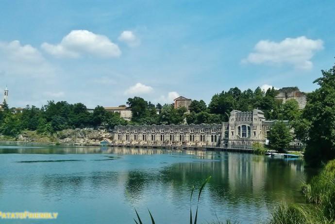 Parco Adda - La centrale di Trezzo d'Adda