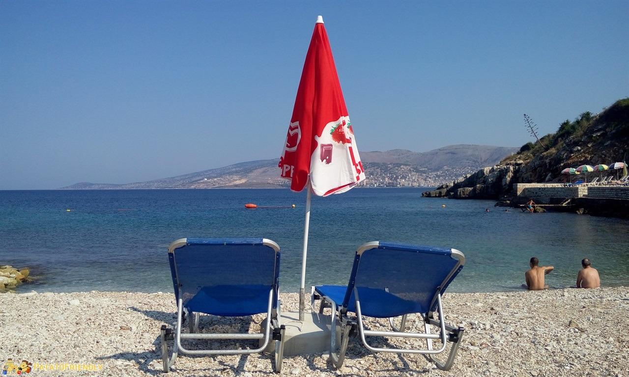 Viaggio in Albania - Il mare azzurro
