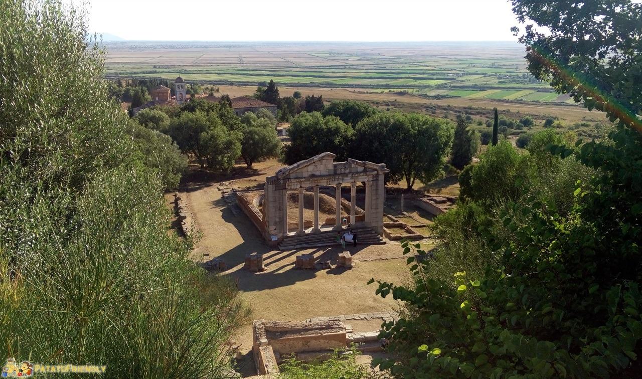 Viaggio in Albania - Apollonia