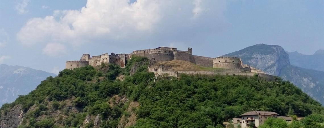 Castel Beseno - La splendida Roccaforte trentina nelle vicinanze di Rovereto