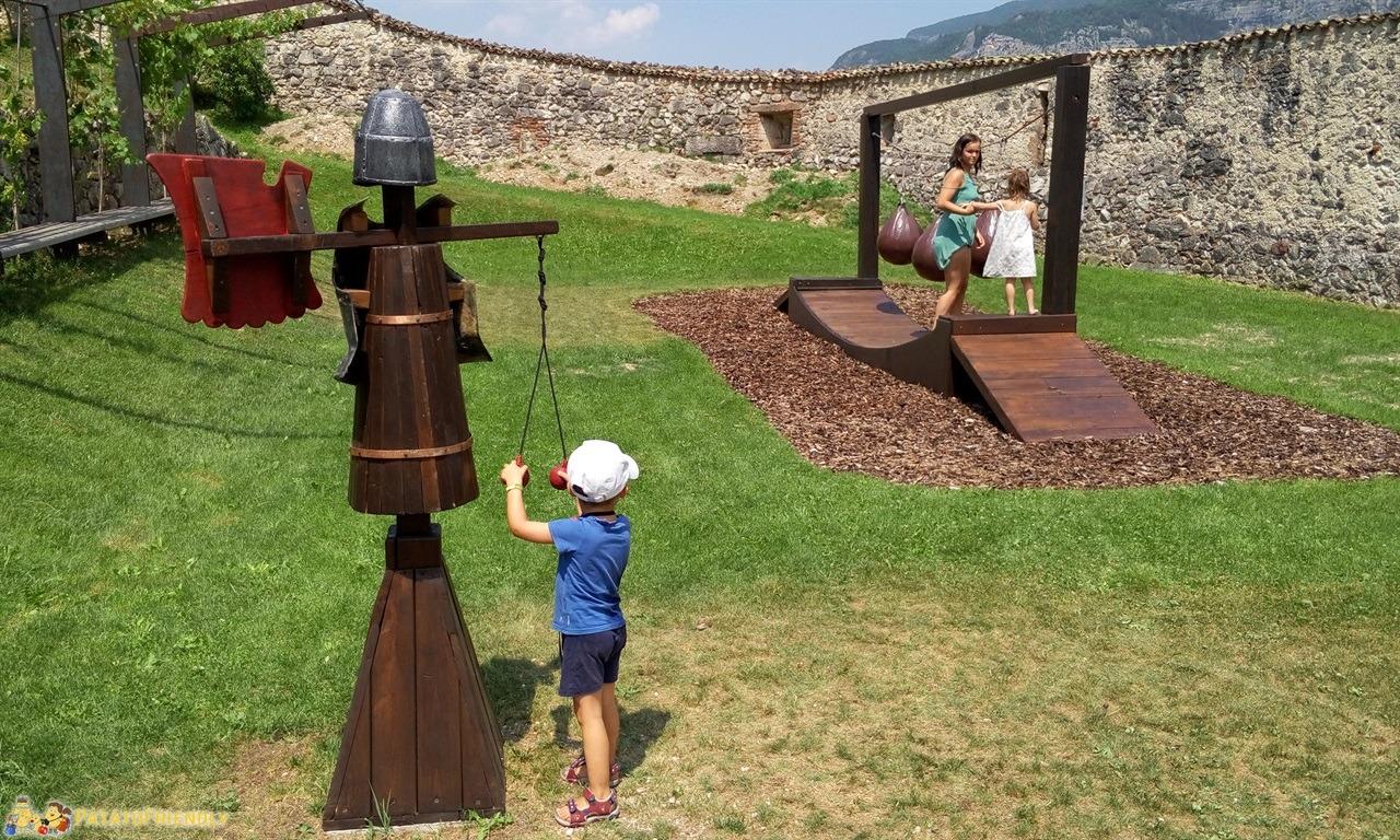 [cml_media_alt id='6343']Castel Beseno - Il piccolo parco giochi a tema medievale[/cml_media_alt]