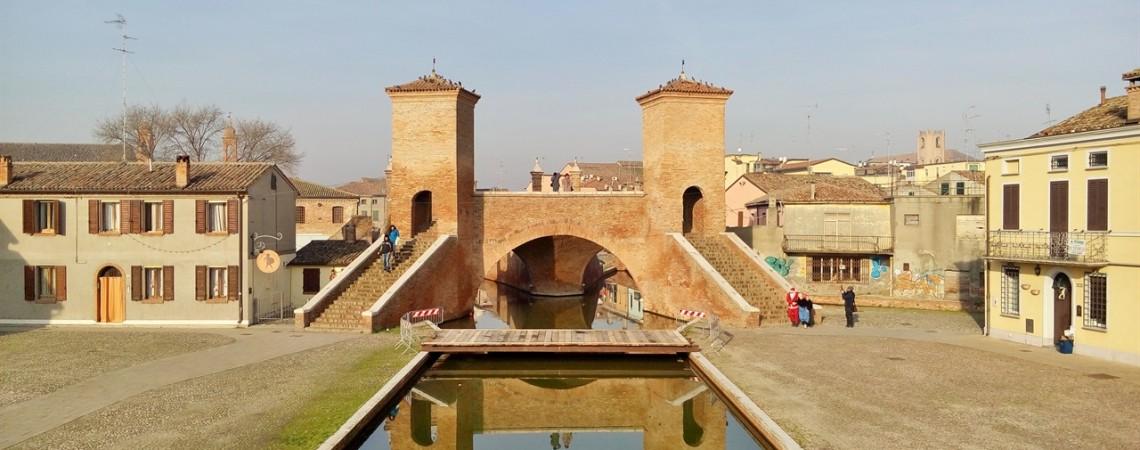 Comacchio - Il castello