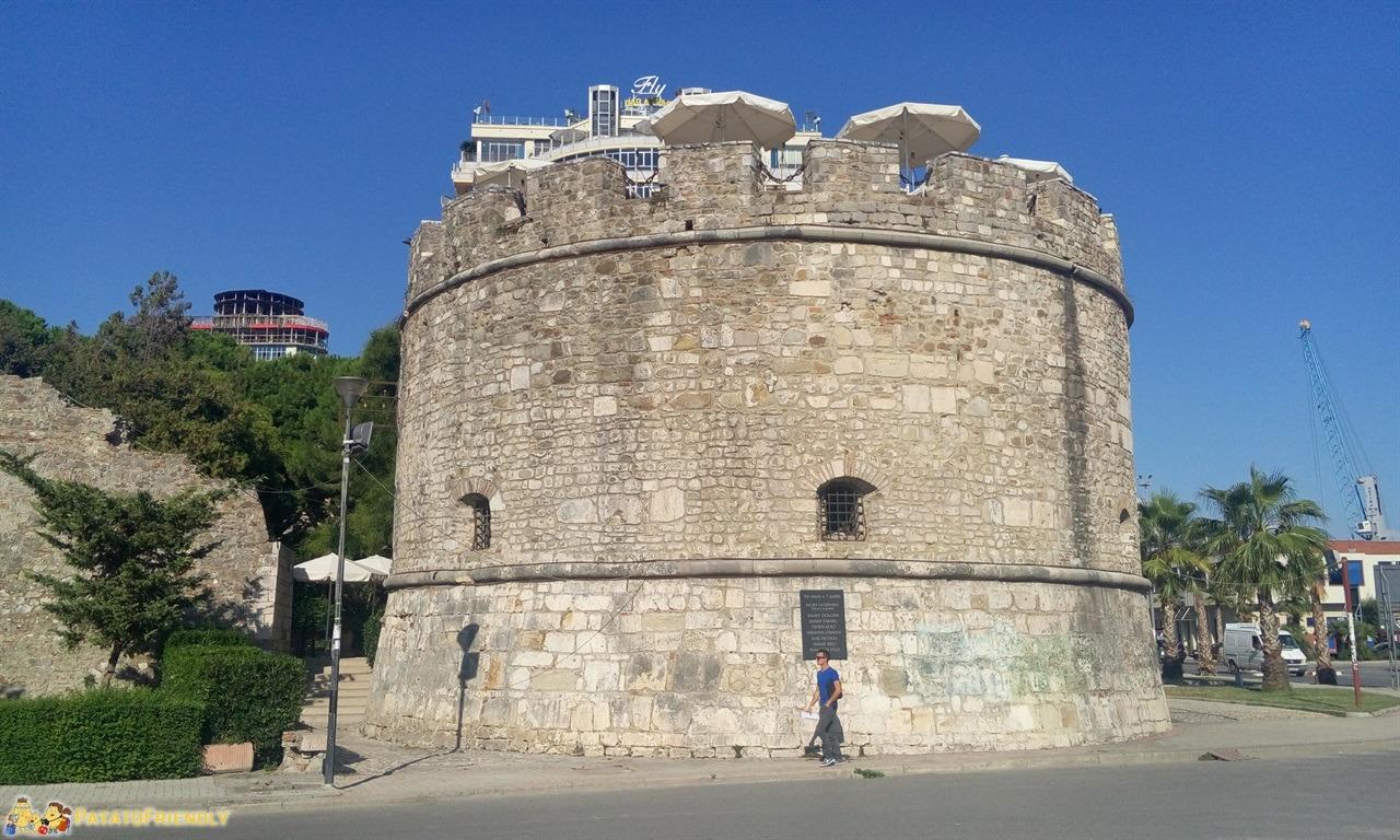 Cosa vedere a Durazzo e la Fortezza Veneziana del Castello