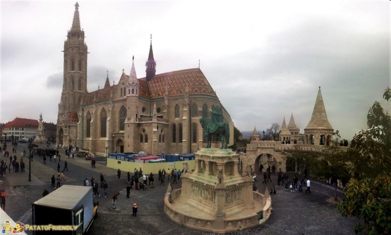 Viaggiare con un bambino - Il nostro primo viaggio a Budapest