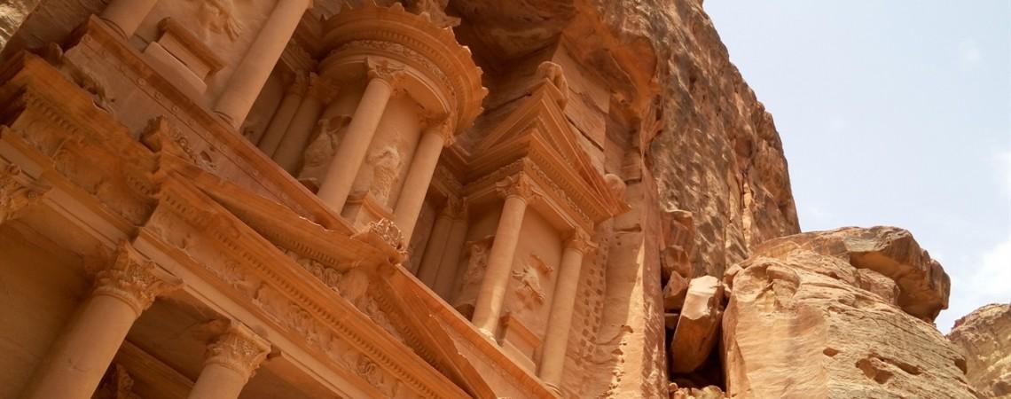 Visitare Petra - Il Tesoro