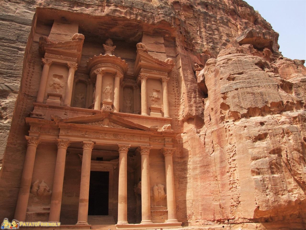 [cml_media_alt id='6748']Visitare Petra - Il Tesoro, il simbolo di Petra[/cml_media_alt]