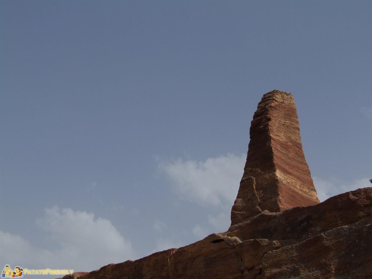 [cml_media_alt id='6757']Visitare Petra - L'obelisco sull'Altura del Sacrificio[/cml_media_alt]