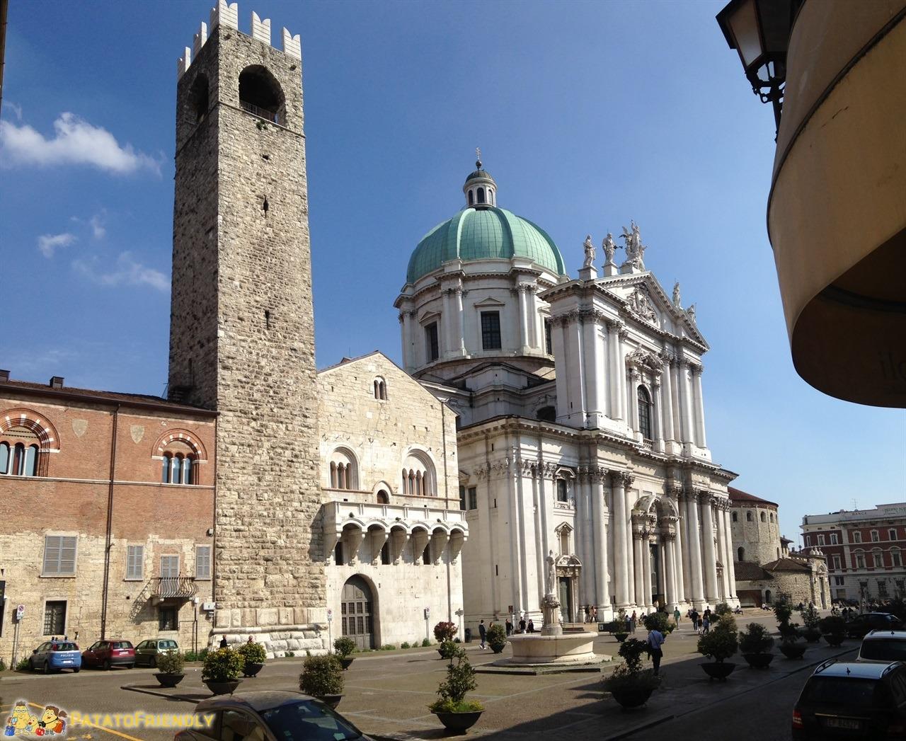 cosa vedere a Brescia - Il Duomo Nuovo