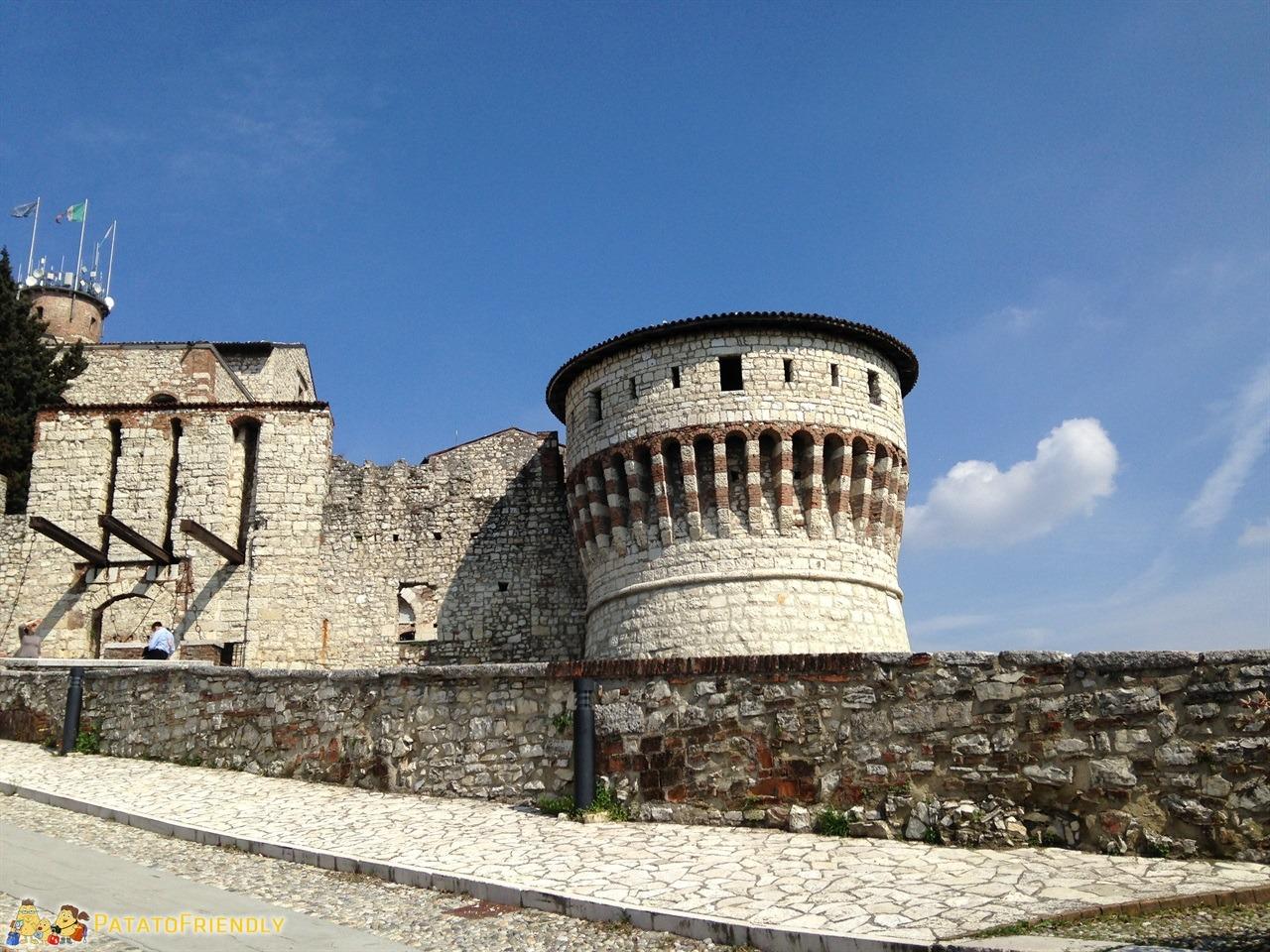 [cml_media_alt id='6069']cosa vedere a Brescia - Particolare del Castello che domina la città[/cml_media_alt]