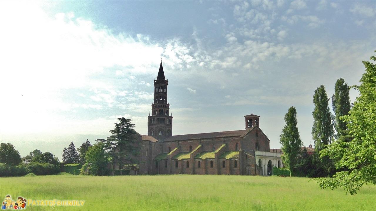 L'abbazia di Chiaravalle