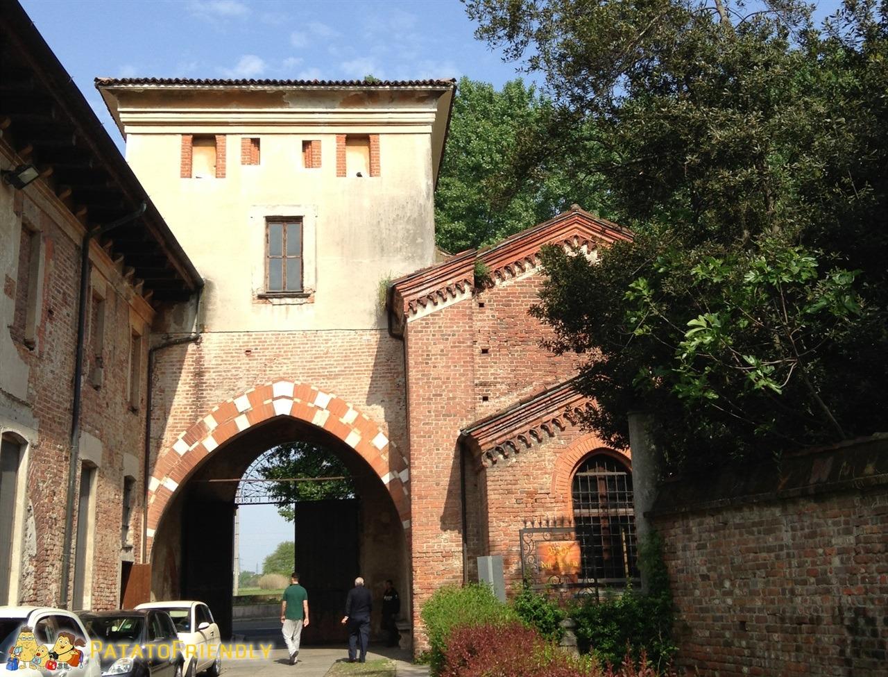 [cml_media_alt id='6060']L'abbazia di Chiaravalle - Gli edifici dei monaci[/cml_media_alt]