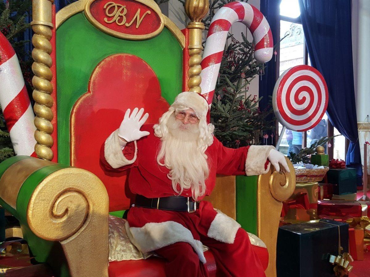 Andare Da Babbo Natale.La Citta Del Natale La Casa Di Babbo Natale E Tutto Il Resto Patatofriendly