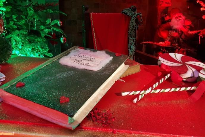 Casa di Babbo Natale di Montecatini - Particolari della Casa di Babbo Natale