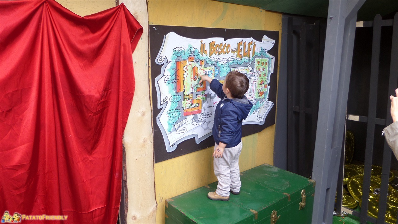 Casa di Babbo Natale di Montecatini - Il Bosco degli Elfi