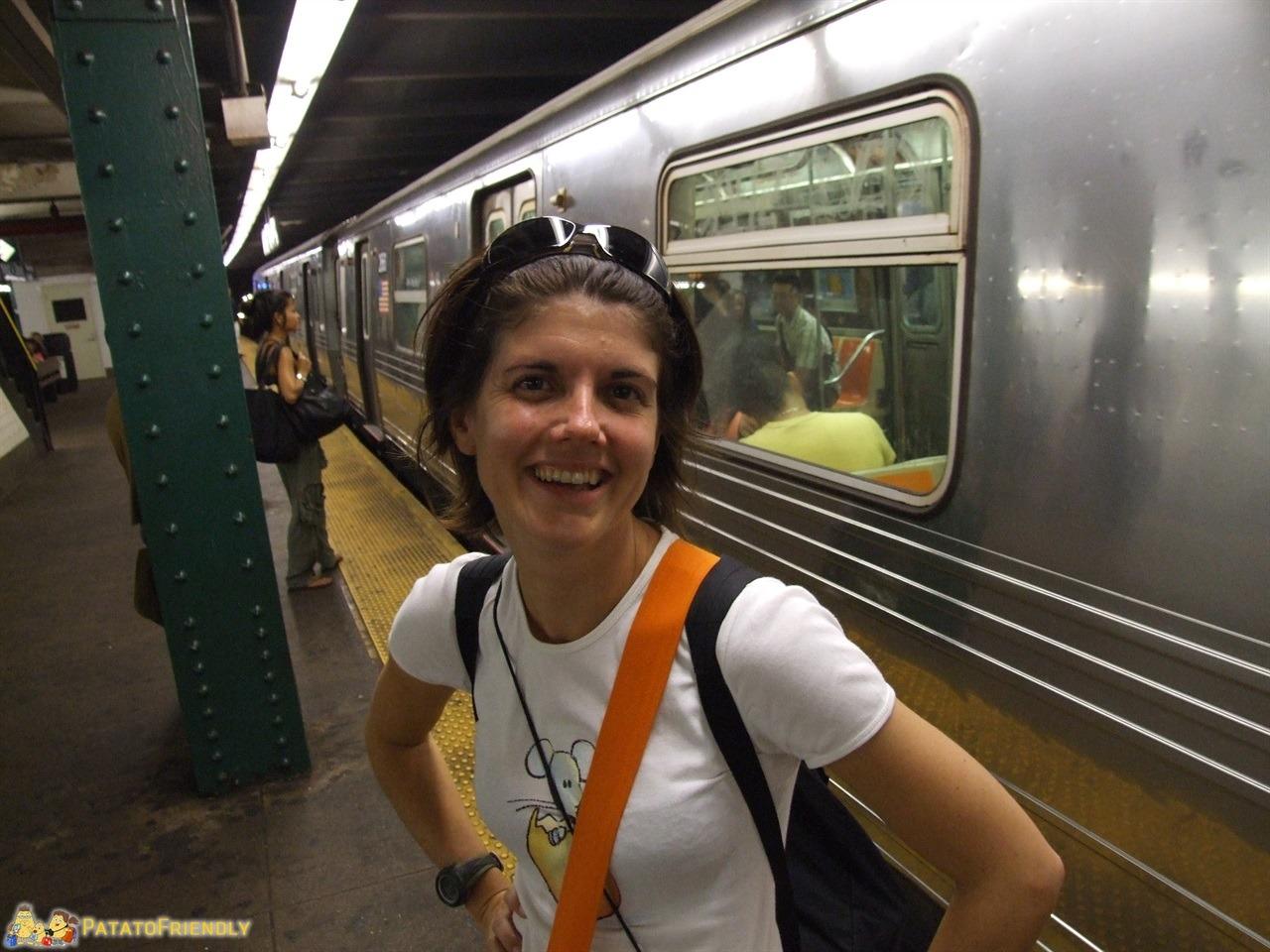 [cml_media_alt id='6661']I miei viaggi e quelli che vorrei fare - In Metro a New York[/cml_media_alt]