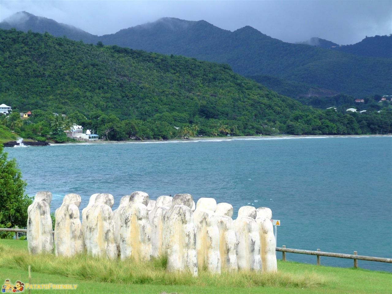 Le spiagge della Martinica - Les Anses d'Arlet