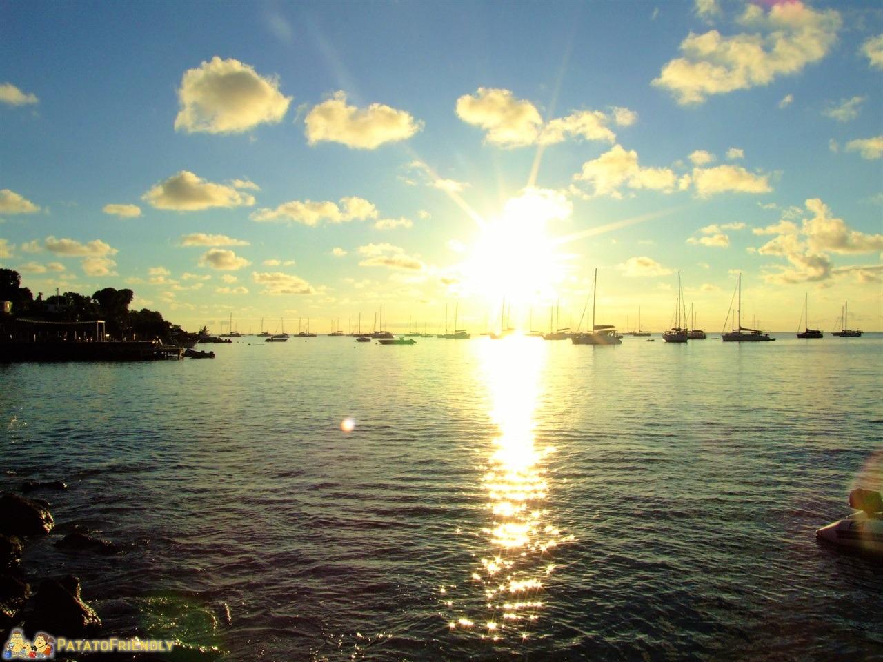 [cml_media_alt id='6682']Le spiagge della Martinica - Un tramonto[/cml_media_alt]