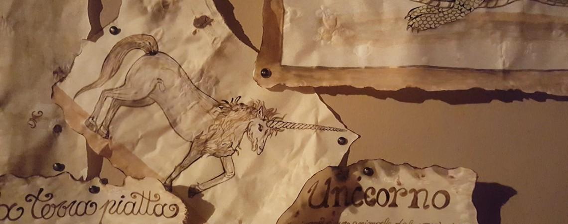 Montecatini Terme - L'unicorno
