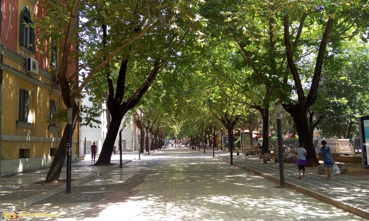 [cml_media_alt id='6842']Visitare Tirana - Uno dei viali pedonali della città[/cml_media_alt]