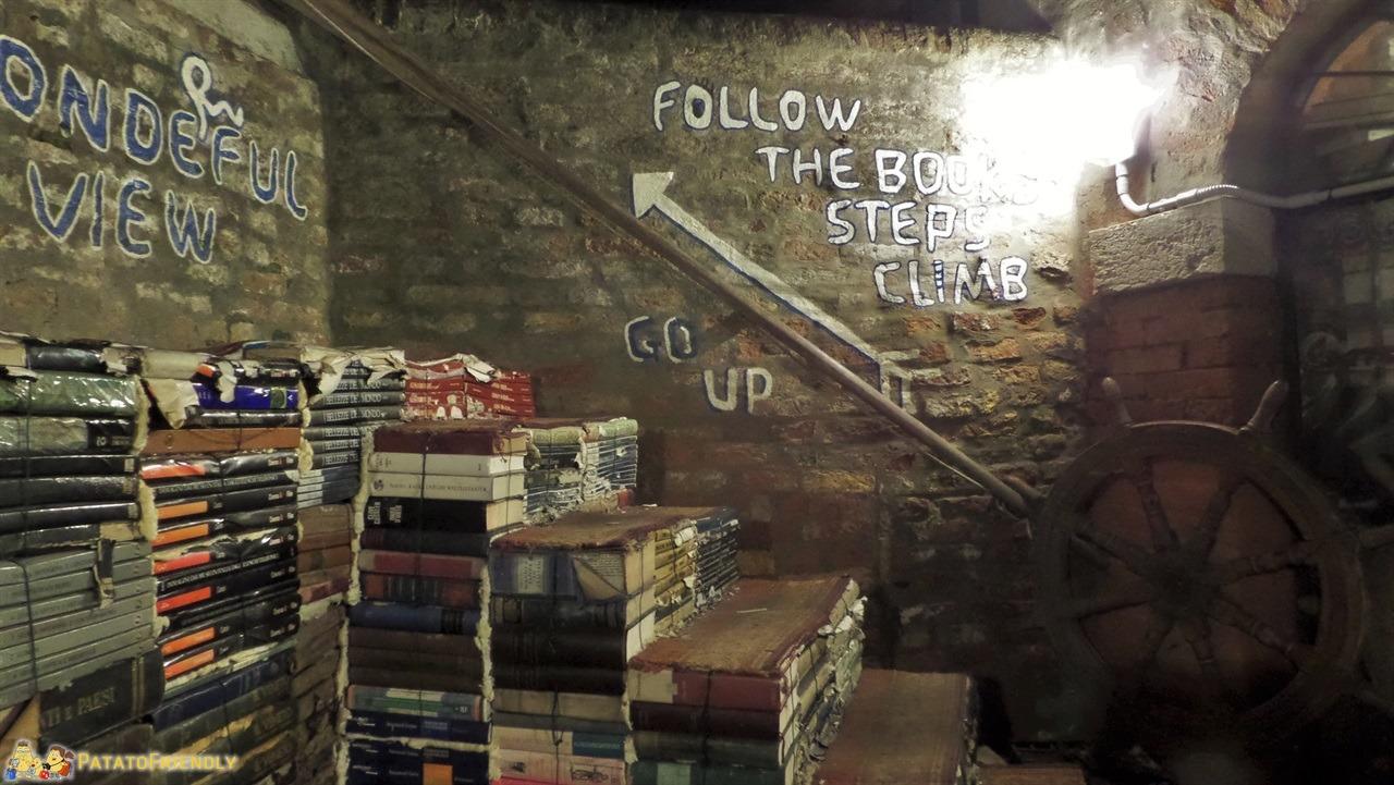 [cml_media_alt id='6932']Cosa vedere a Venezia - La Libreria Acqua Alta[/cml_media_alt]