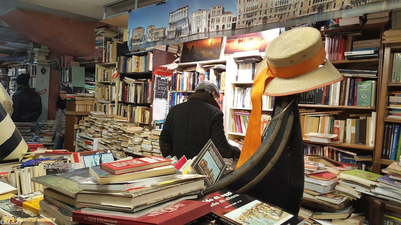 [cml_media_alt id='6927']Cosa vedere a Venezia - La Libreria Acqua Alta[/cml_media_alt]
