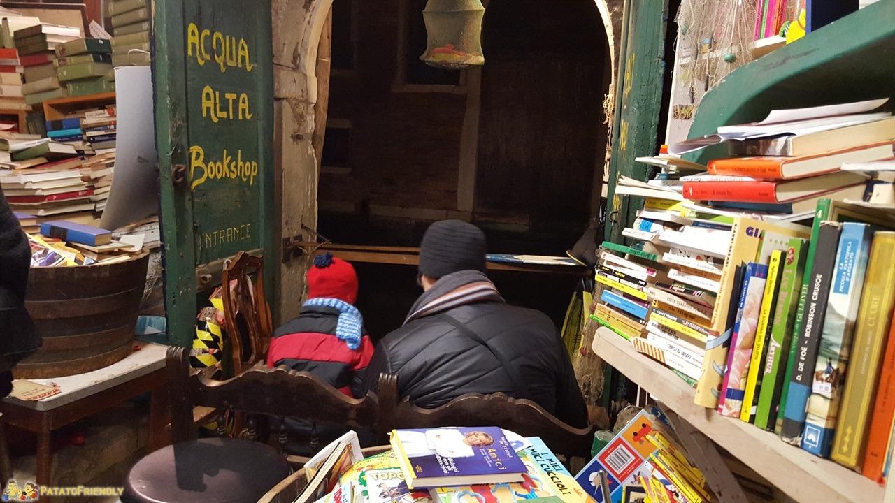 [cml_media_alt id='6928']Cosa vedere a Venezia - La Libreria Acqua Alta[/cml_media_alt]