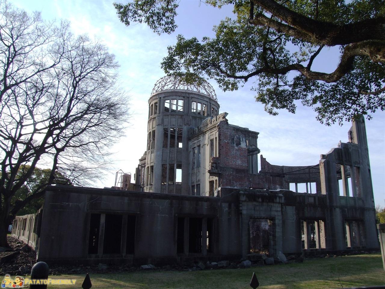 [cml_media_alt id='6714']I viaggi che vorrei rifare - Hiroshima, l'unico edificio rimasto dopo bomba atomica[/cml_media_alt]