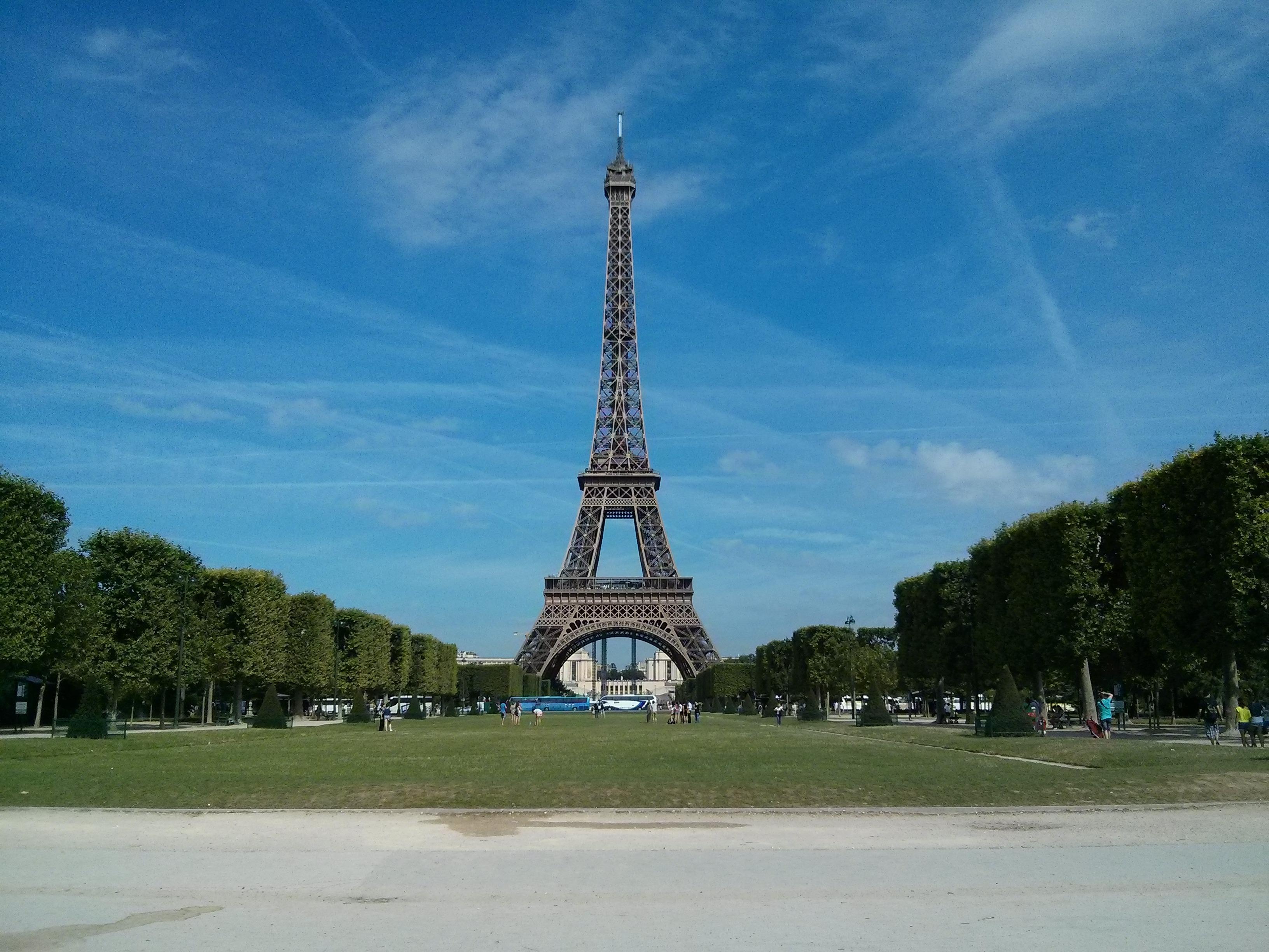 Un itinerario per visitare Parigi - La Tour Eiffel