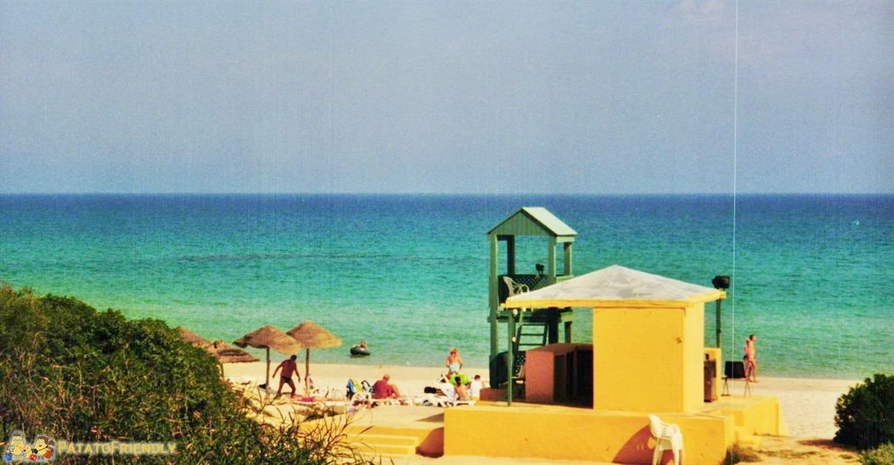 Tunisi - Il mare turchese della Tunisia
