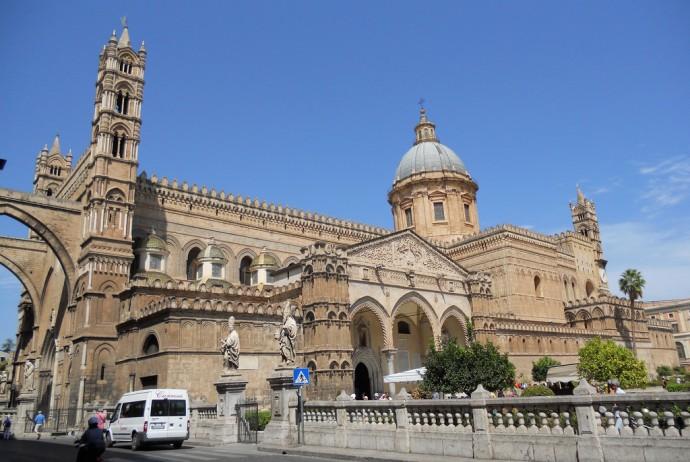 Visitare Palermo - La cattedrale di Palermo - Credits Mauro