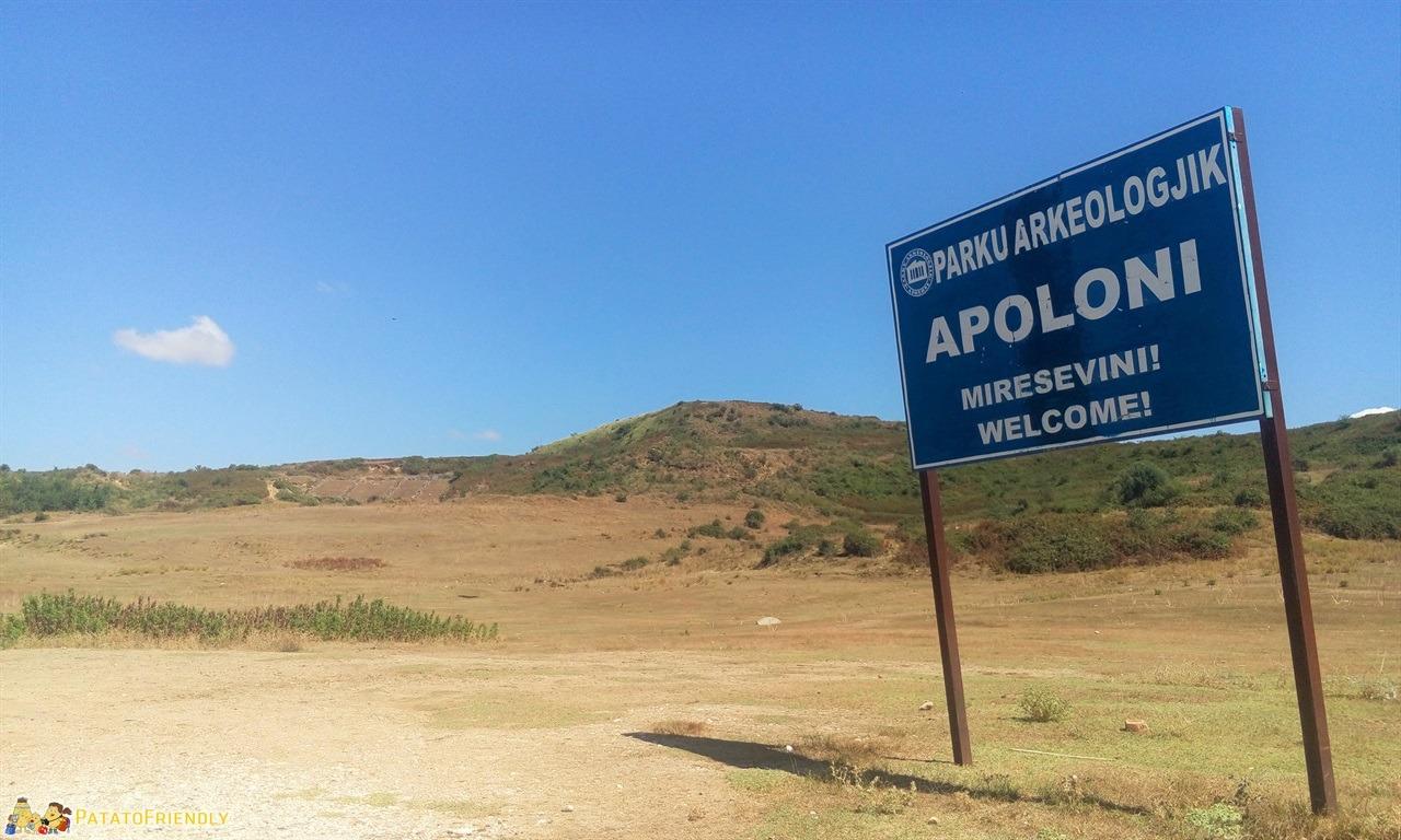 Viaggio in Albania, il sito archelogico di Apollonia