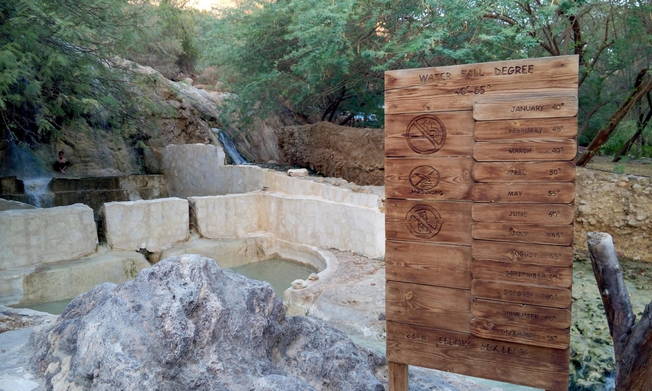 [cml_media_alt id='6987']Viaggio in Giordania - Ma'In - Le vasche della Family waterfall[/cml_media_alt]