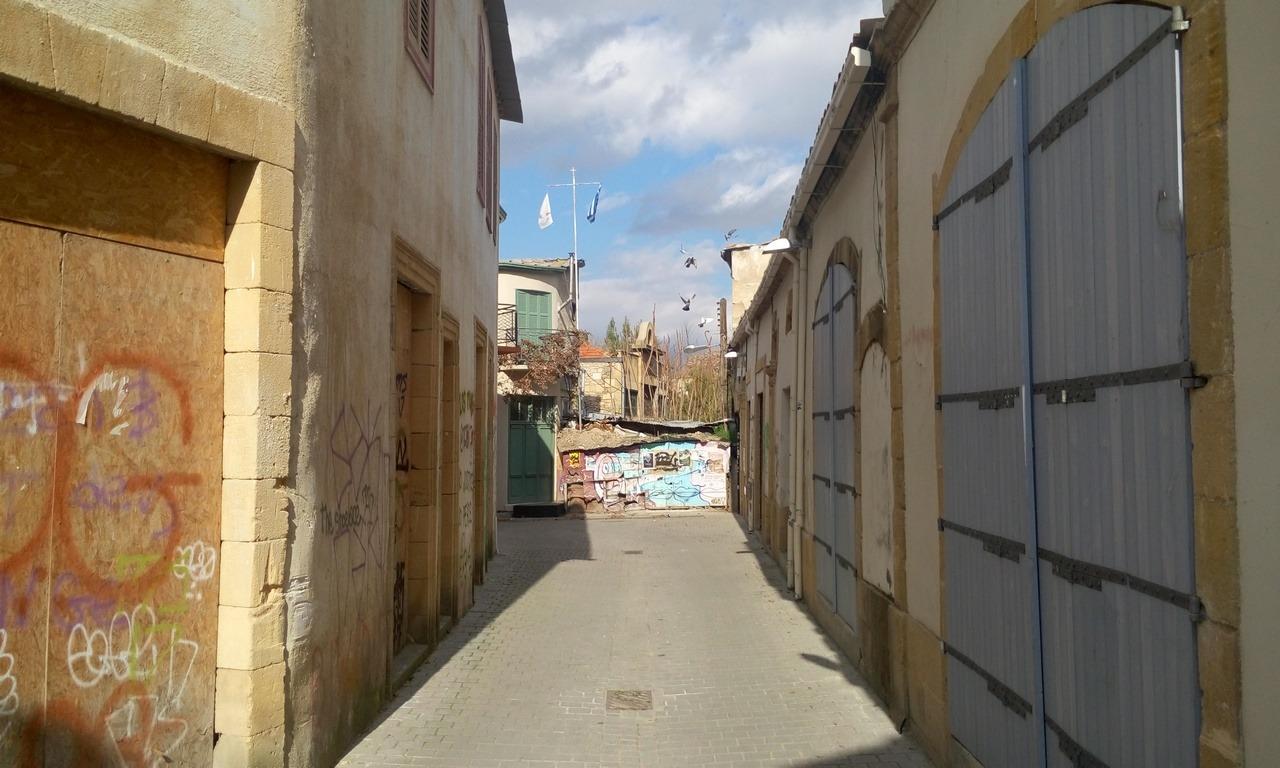 [cml_media_alt id='6976']Visitare Nicosia - Il muro della Buffer Zone da Nicosia Sud[/cml_media_alt]