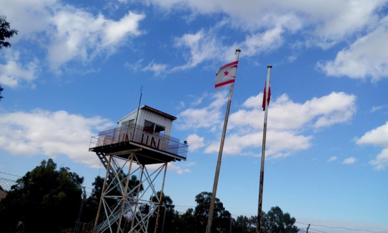 [cml_media_alt id='6977']Visitare Nicosia - La torretta dell'ONU vista dai bastioni di Nicosia Nord[/cml_media_alt]