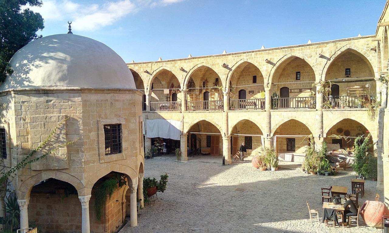 [cml_media_alt id='6981']Visitare Nicosia - Lo splendido caravanserragio di Nicosia Nord[/cml_media_alt]