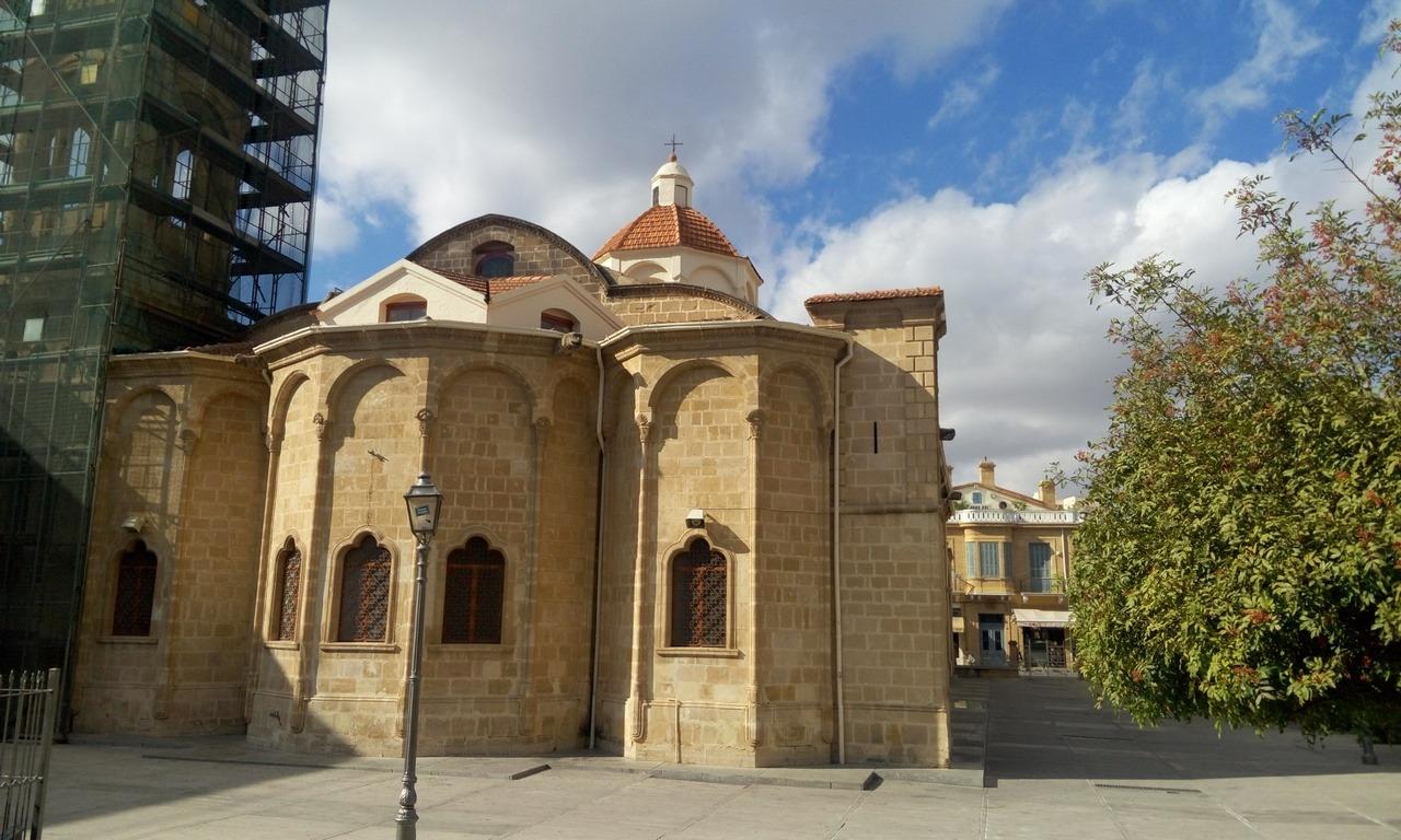 [cml_media_alt id='6983']Visitare Nicosia - Una chiesa a Nicosia Sud[/cml_media_alt]