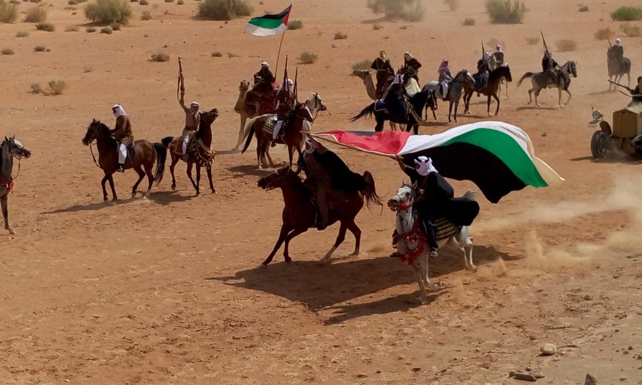 [cml_media_alt id='7010']Visitare la Giordania - Le 5 mete da non perdere - Cavalieri nel deserto del Wadi Rum[/cml_media_alt]