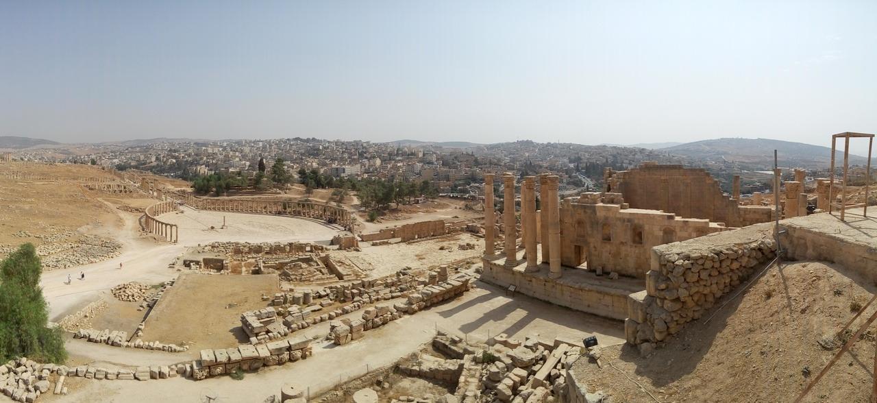 [cml_media_alt id='7011']Visitare la Giordania - Le 5 mete da non perdere - Gerasa, l'antica Jerash[/cml_media_alt]