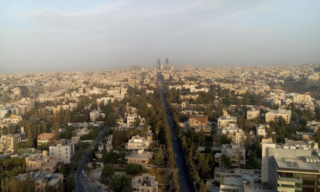 [cml_media_alt id='7023']Visitare la Giordania - Le 5 mete da non perdere - Panorama su Amman[/cml_media_alt]