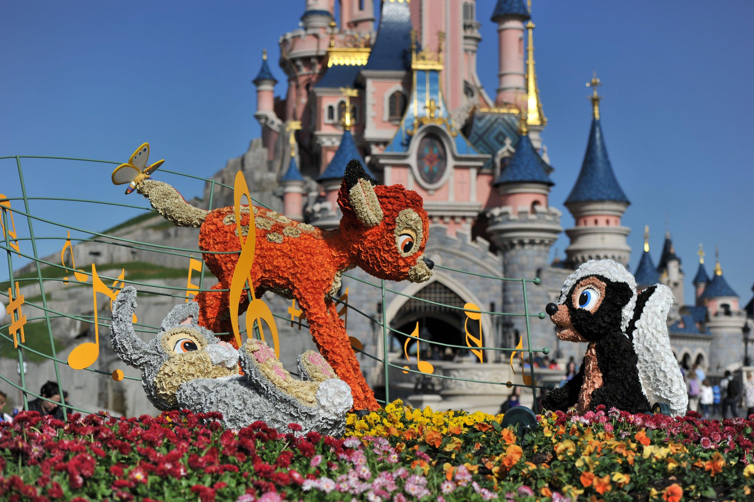 andare a Disneyland Paris - Swing into Spring