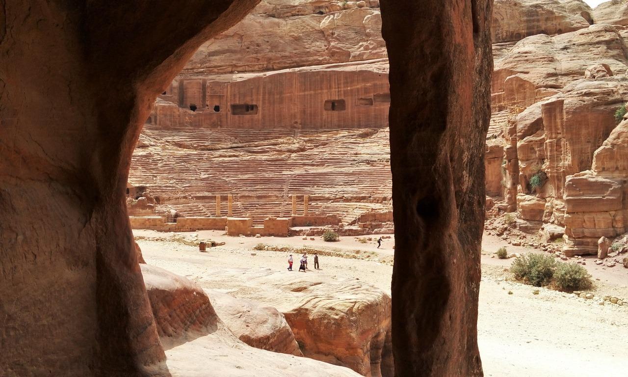[cml_media_alt id='7038']Vacanza in Giordania - Petra, il teatro Romano Nabateo[/cml_media_alt]