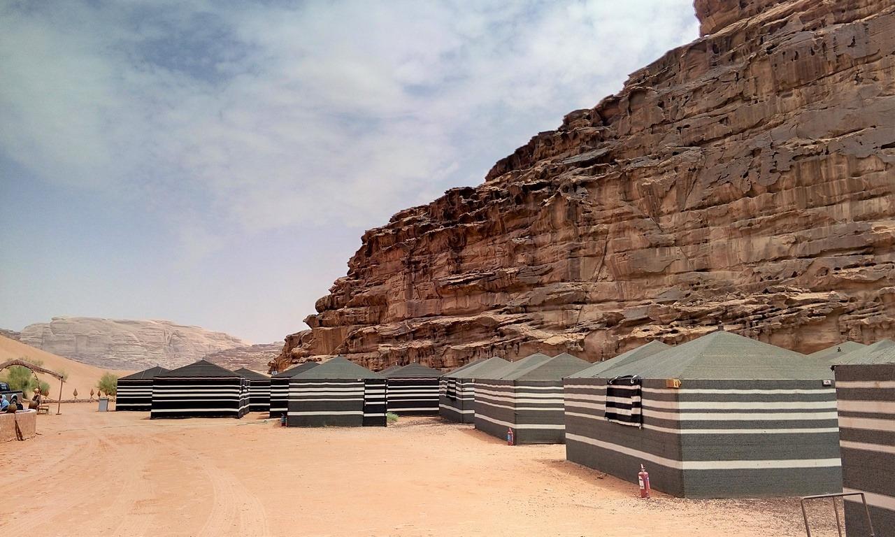[cml_media_alt id='7040']Vacanza in Giordania - Un campo tendato nel Wad Rum[/cml_media_alt]