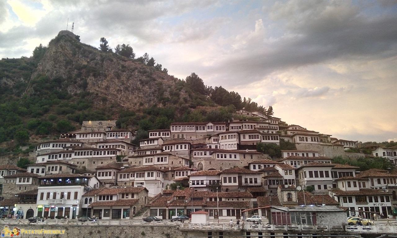 itinerario per un viaggio in Albania - Berat