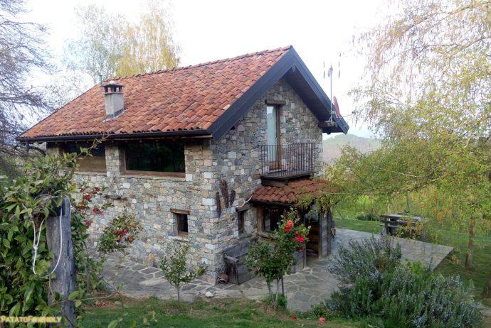 Casa vacanze sul lago maggiore il nostro chalet da sogno for Costruire una casa sul lago