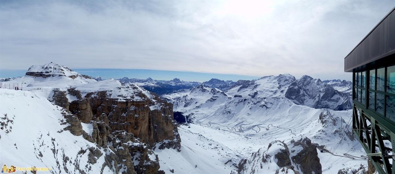 Cosa fare in Val di Fassa coi bambini se non sciano - Patatofriendly