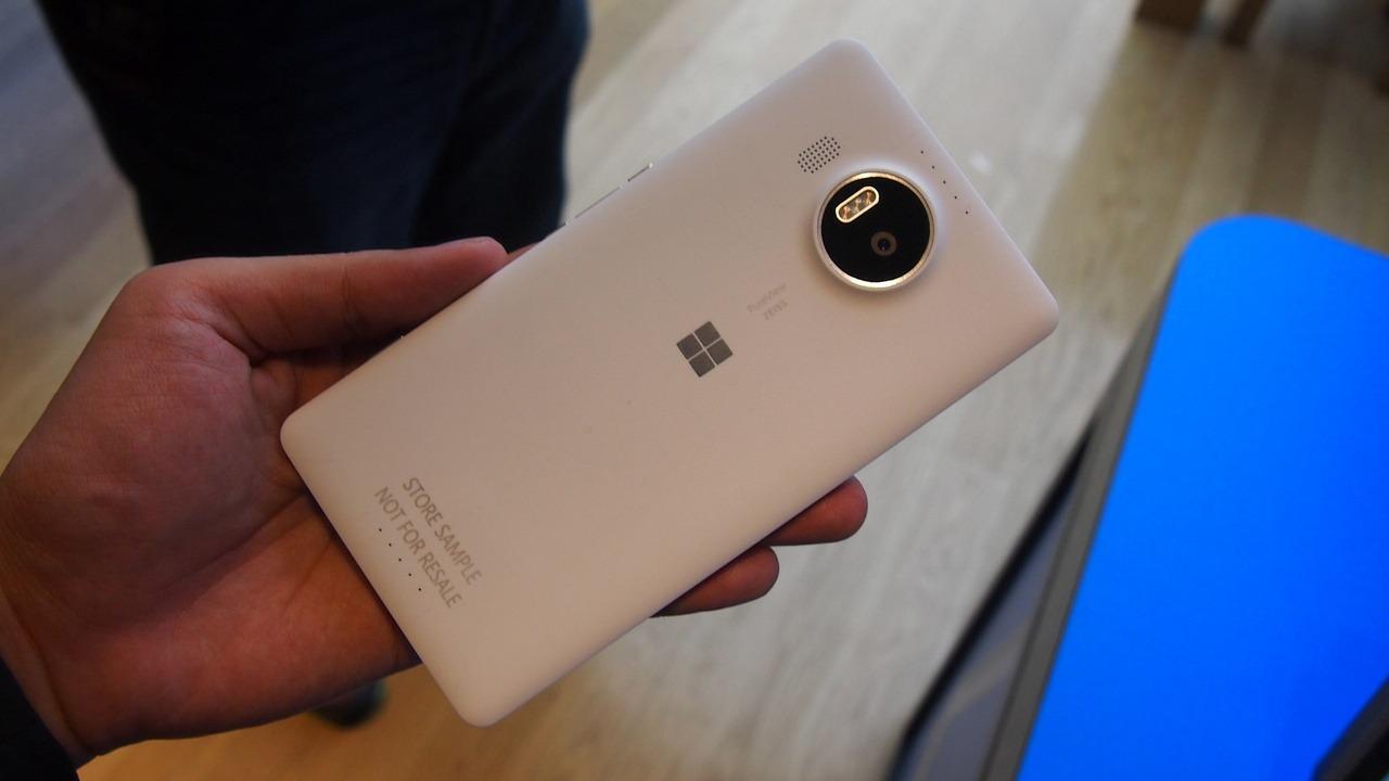 I 20 megapixel del Lumia 950 XL - Credits Isriya Paireepairit