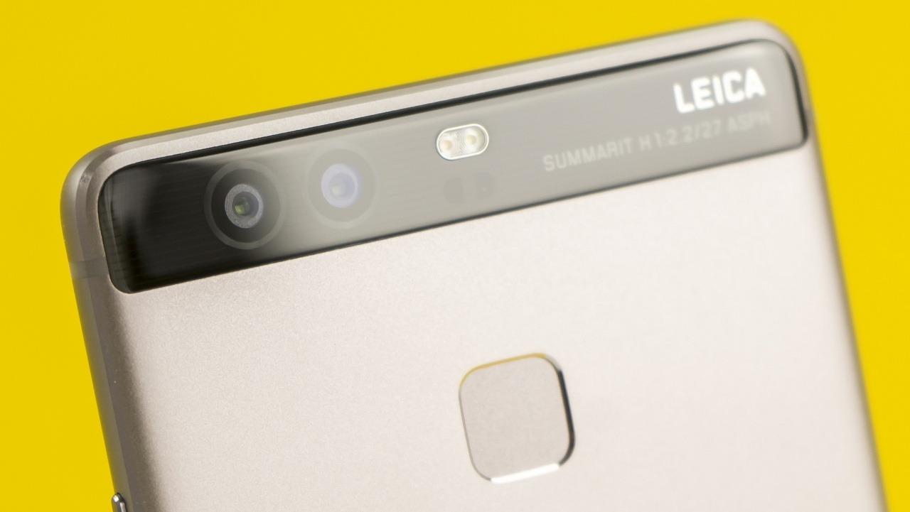 La doppia fotocamera del Huawei P9 - Credits TechStage