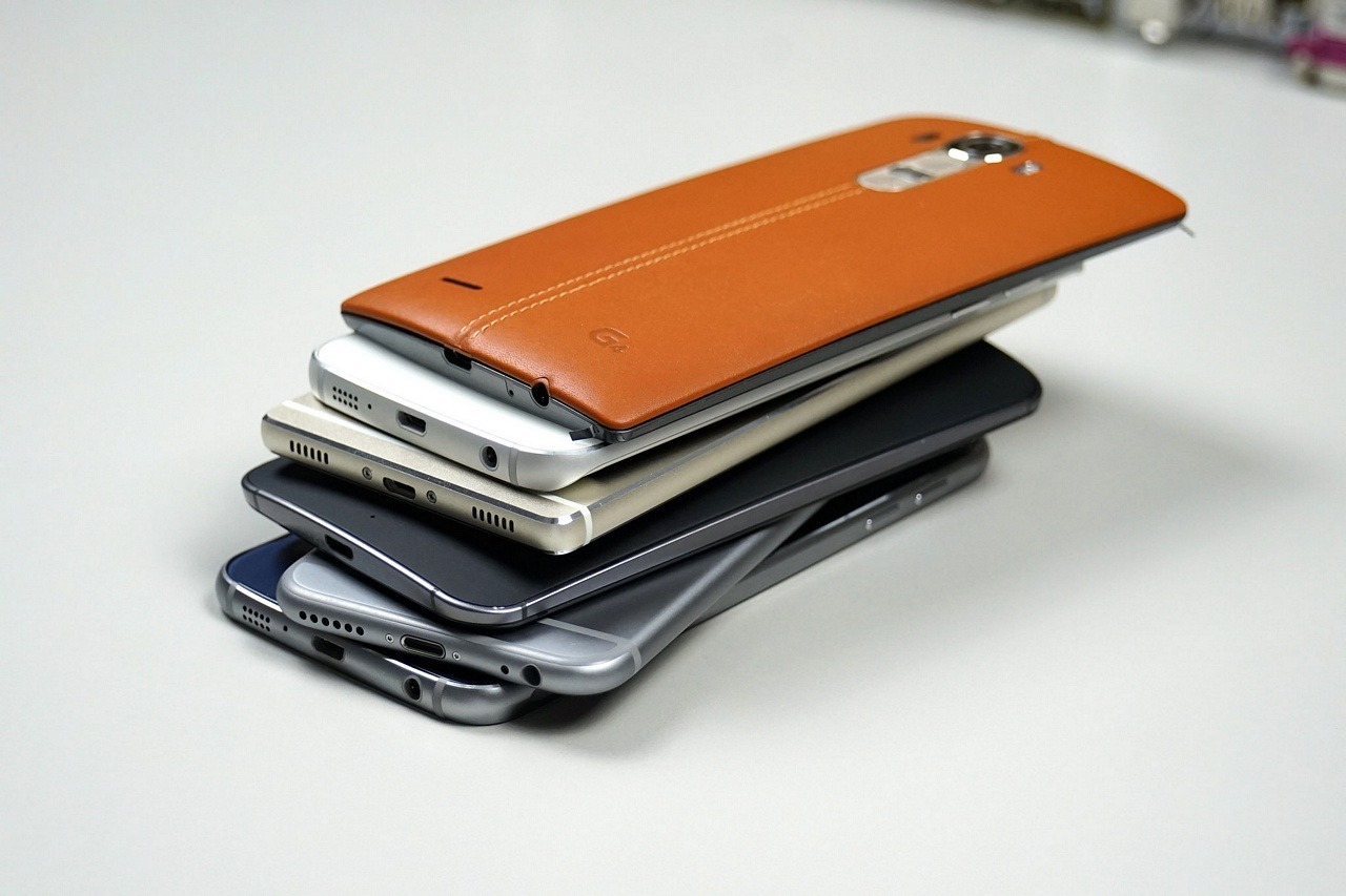 Smartphone top di gamma 2015 - Credits TechStage